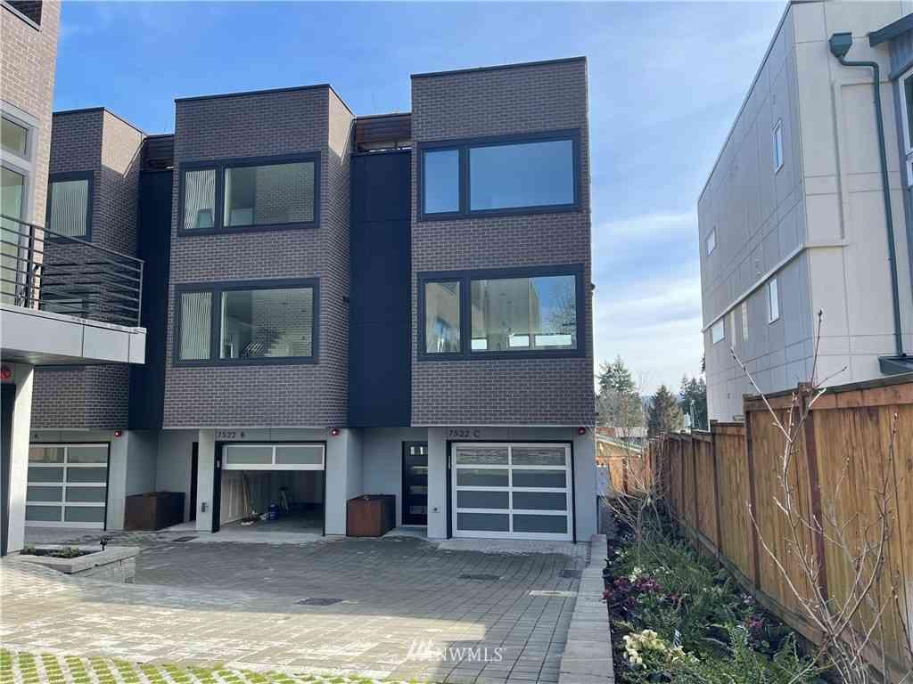 7522 43rd Avenue S, Seattle, WA, 98118,