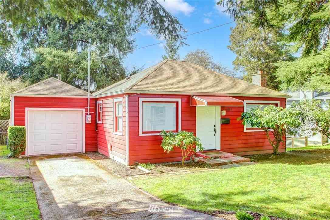 6849 26th Avenue NE, Seattle, WA, 98115,