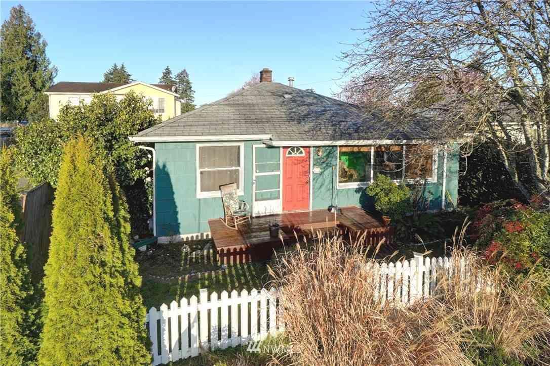 6724 Fawcett Avenue, Tacoma, WA, 98408,