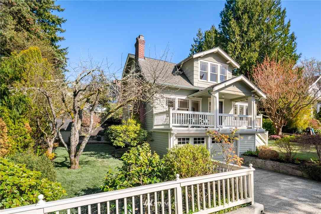 9642 48th Avenue SW, Seattle, WA, 98136,