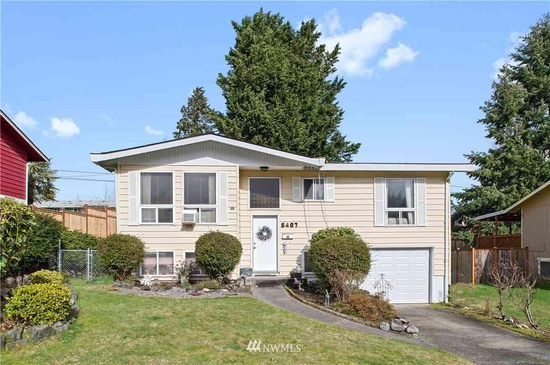 5407 S 11th Street, Tacoma, WA, 98465,