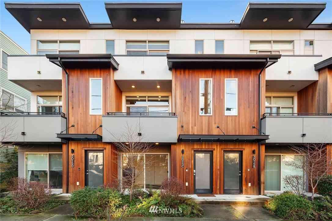 3015 60th Avenue SW #C, Seattle, WA, 98116,