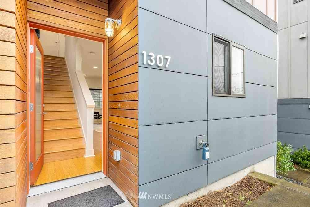 1307 S Hill Street, Seattle, WA, 98144,