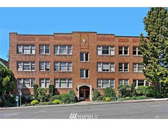 4235 Brooklyn Avenue NE #201, Seattle, WA, 98105,
