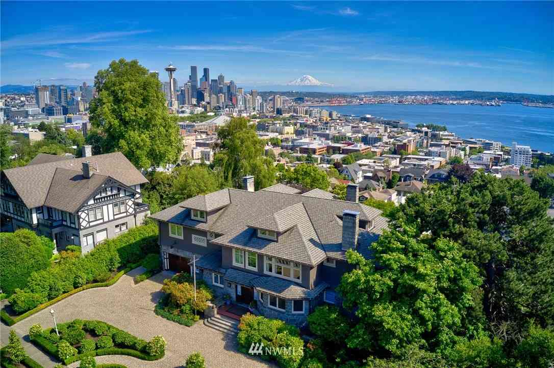 421 W Highland Drive, Seattle, WA, 98119,