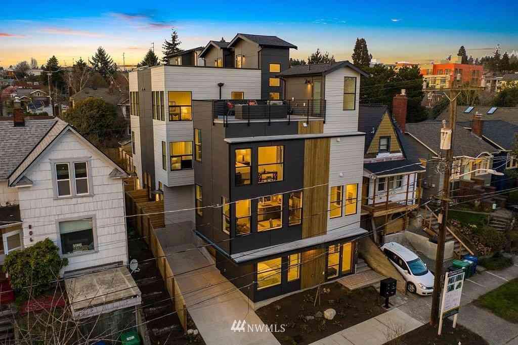 810 NE 69th Street #B, Seattle, WA, 98115,