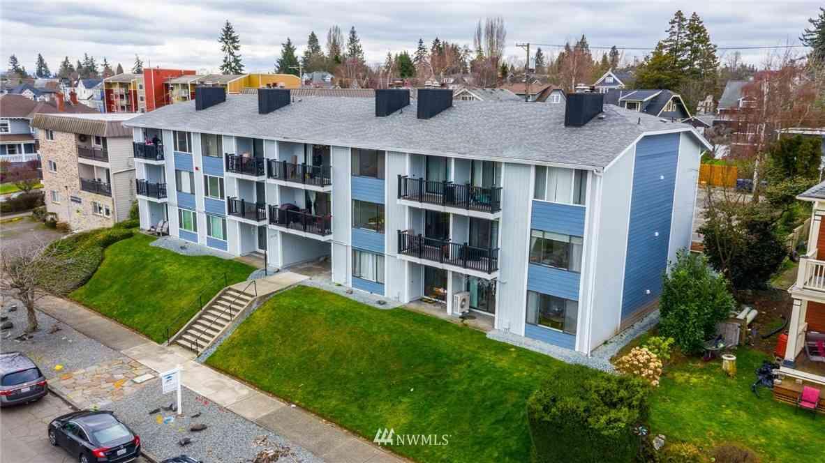 1010 N J Street #3, Tacoma, WA, 98403,