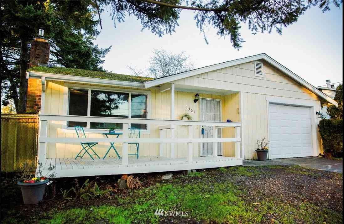1301 E 54th Street, Tacoma, WA, 98404,