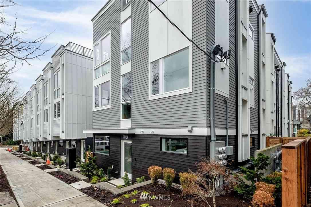 1105 14th Avenue #E, Seattle, WA, 98122,