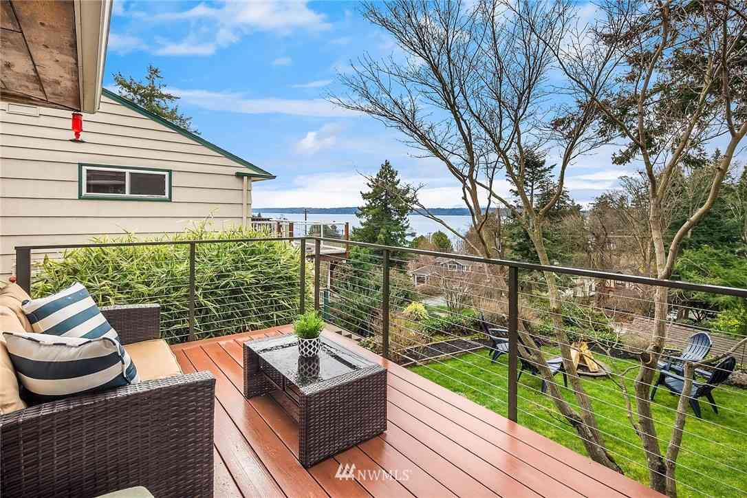 8434 46th Avenue SW, Seattle, WA, 98136,