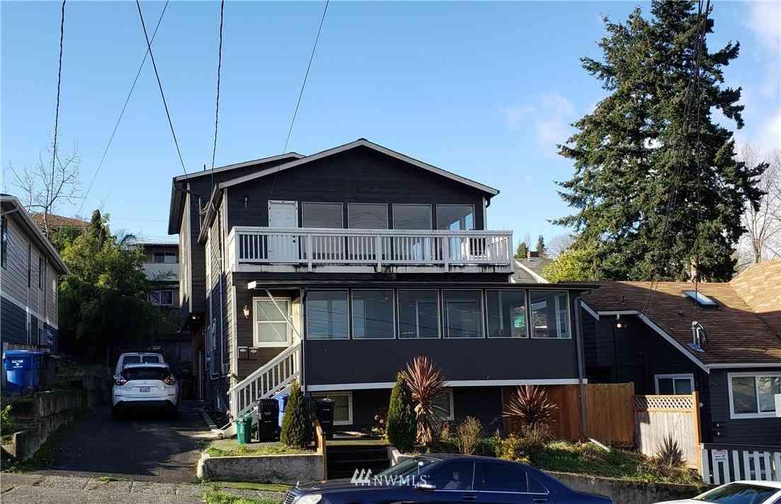 9257 51st Avenue S, Seattle, WA, 98118,
