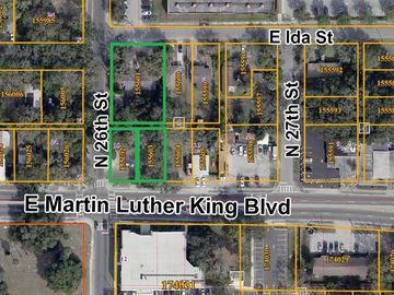 2602 E DR MARTIN LUTHER KING JR BOULEVARD, Tampa, FL, 33610,