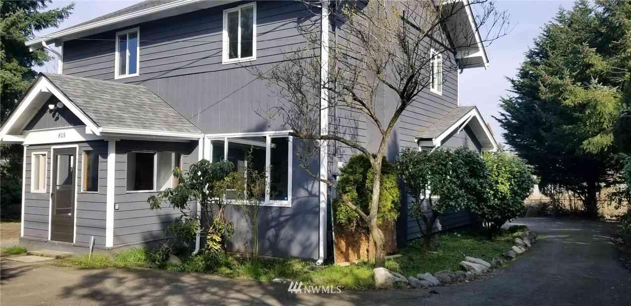 815 S 96th Street, Tacoma, WA, 98444,
