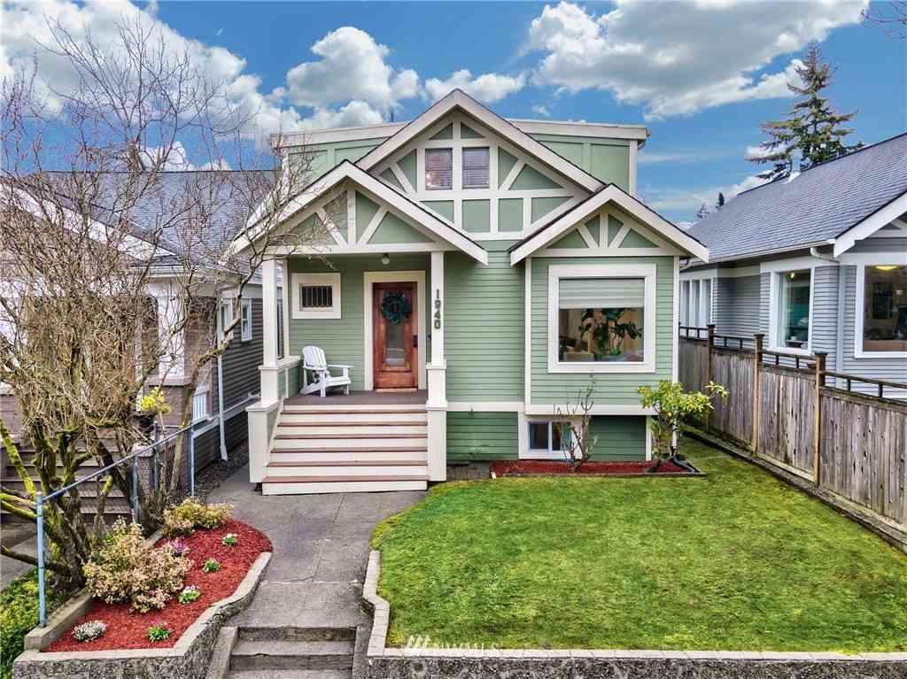 1940 6th Avenue W, Seattle, WA, 98119,