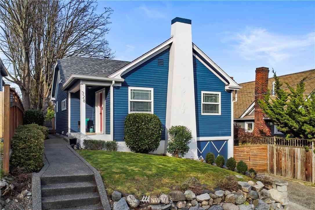 328 NE 56th Street, Seattle, WA, 98105,