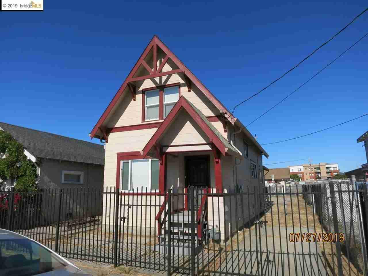 Undisclosed Address Richmond, CA, 94801