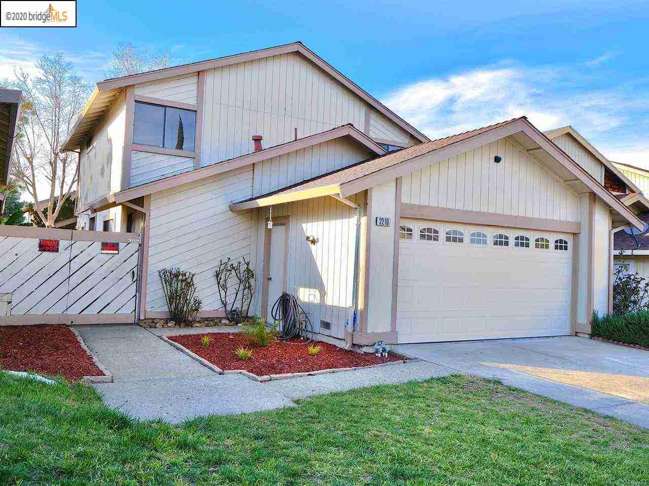 2210 Old Creek Cir Pittsburg, CA, 94565