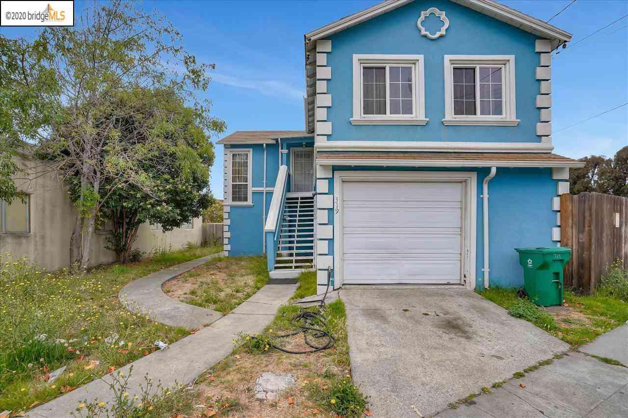319 Wilson Ave, Richmond, CA, 94805,