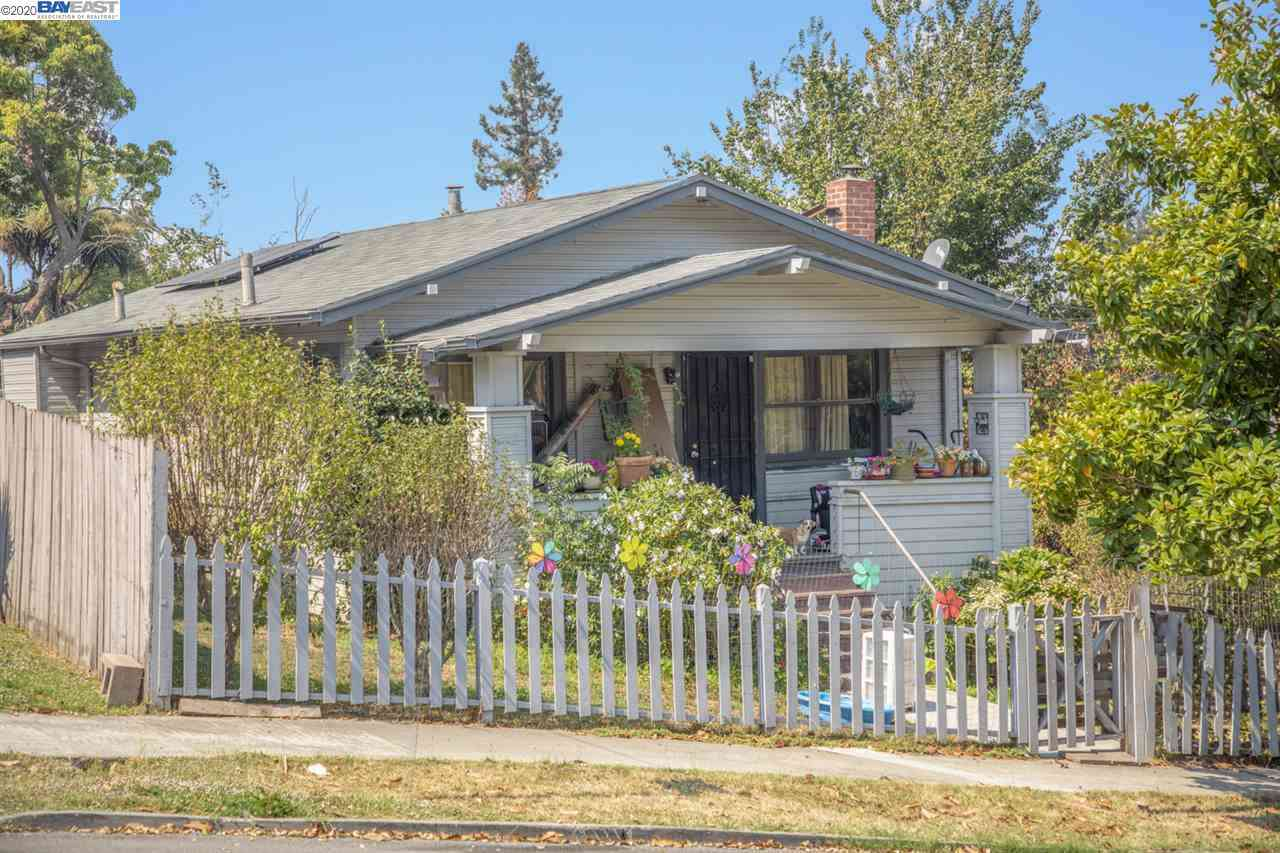 4443 Virginia Ave, Oakland, CA, 94619,