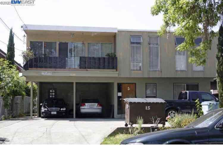 1520 Woolsey St, Berkeley, CA, 94703,
