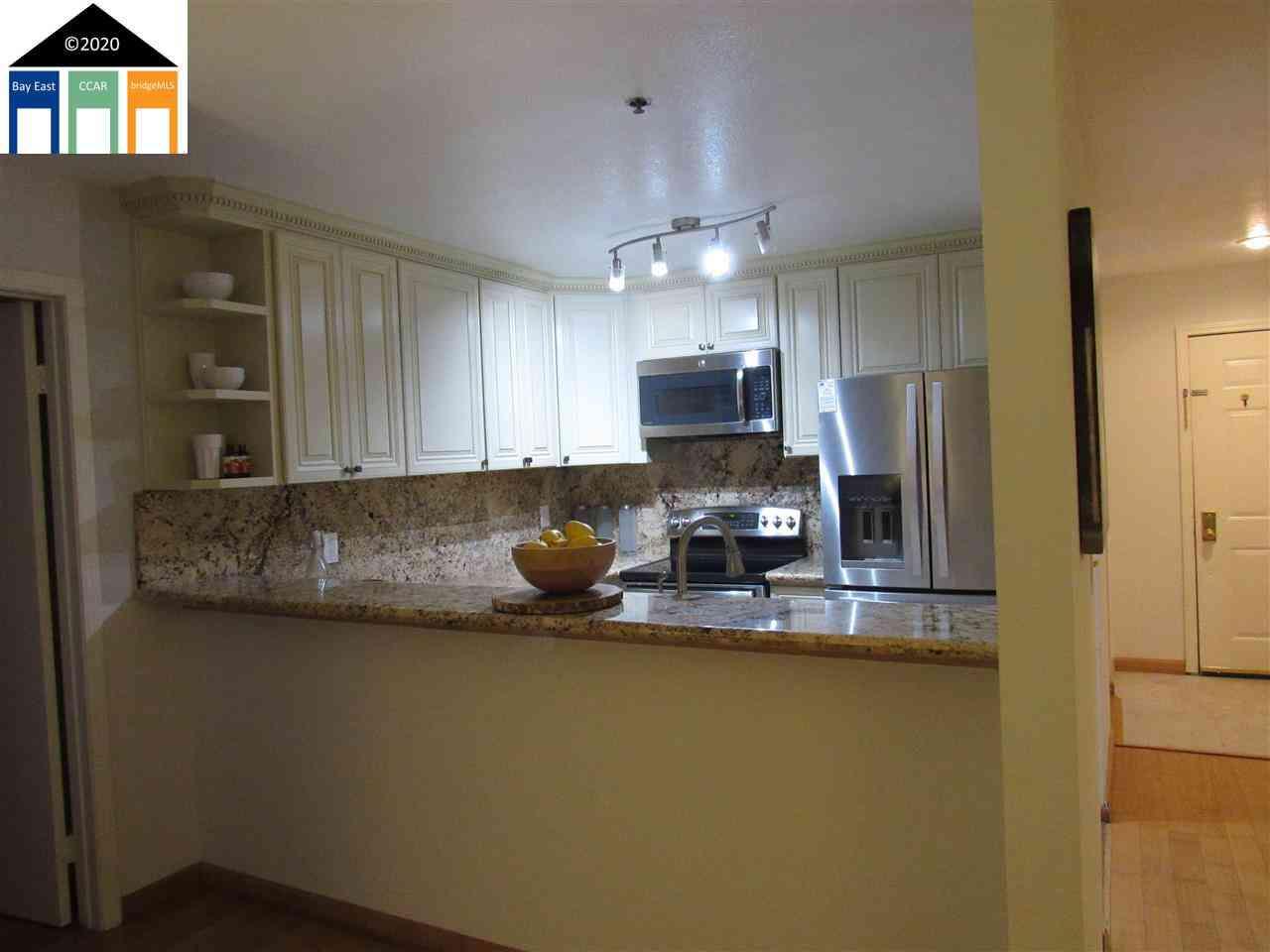 Kitchen, 535 Pierce Street #3101, Albany, CA, 94706,