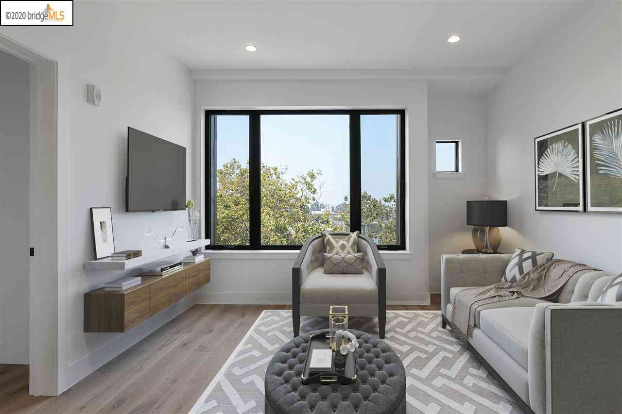 Sunny Living Room, 2747 San Pablo Ave #508, Berkeley, CA, 94702,