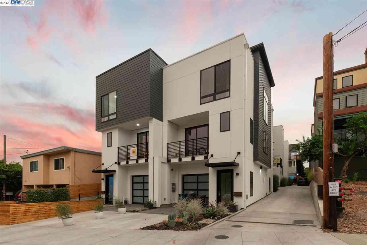 471 Jean Street #C, Oakland, CA, 94610,