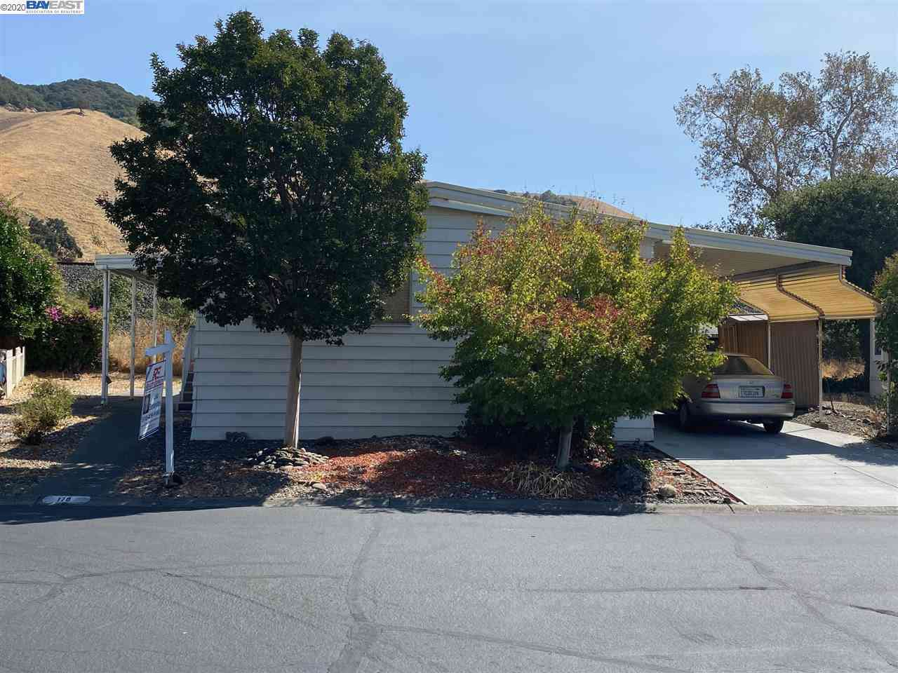 711 Old Canyon Rd #170, Fremont, CA, 94538,
