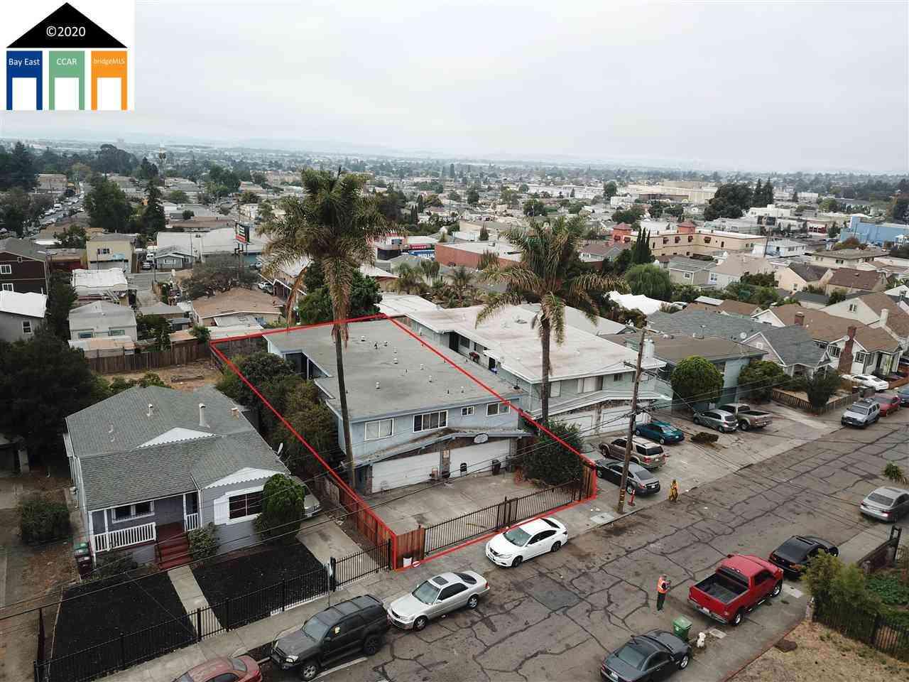 7717 Ney Avenue, Oakland, CA, 94605,