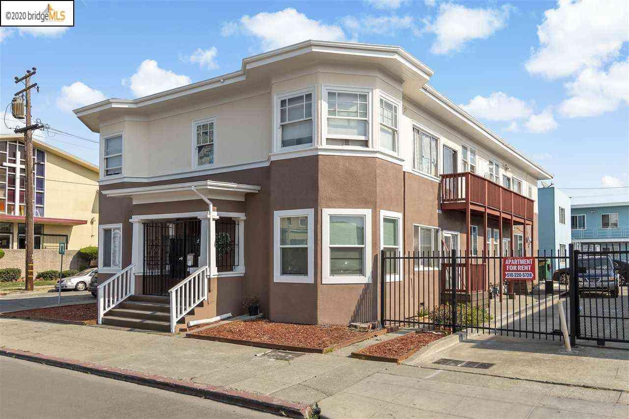 602 Foothill Blvd, Oakland, CA, 94606,