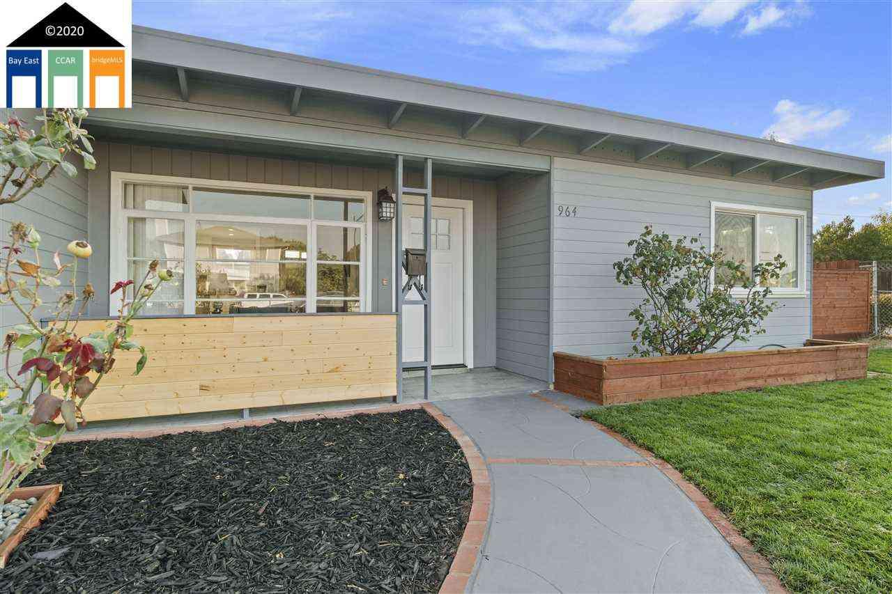 964 Norfolk St, San Mateo, CA, 94401,