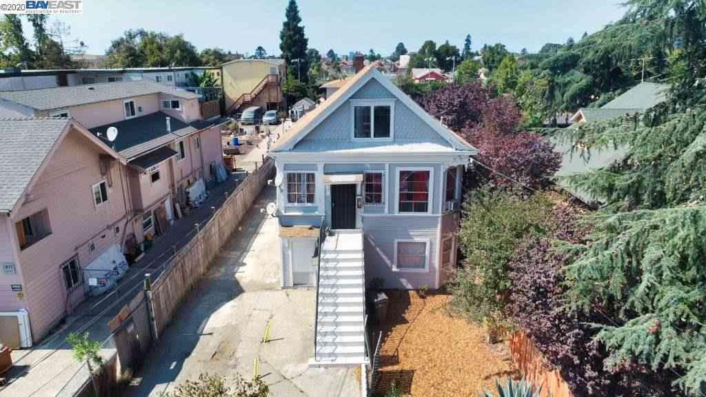 1869 38th Ave, Oakland, CA, 94601,