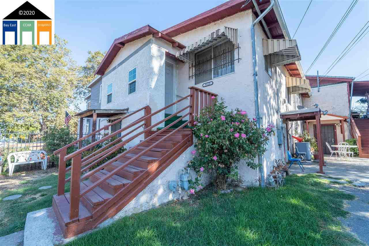 Undisclosed Address, Oakland, CA, 94603,