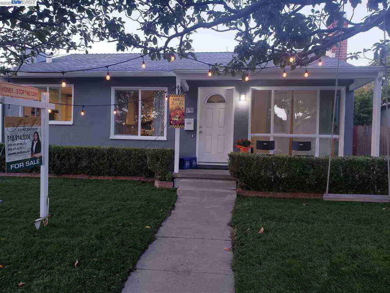 2242 Farley Castro Valley, CA, 94546