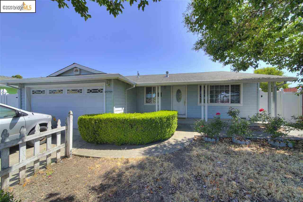 26794 PETERMAN AVENUE, Hayward, CA, 94545,