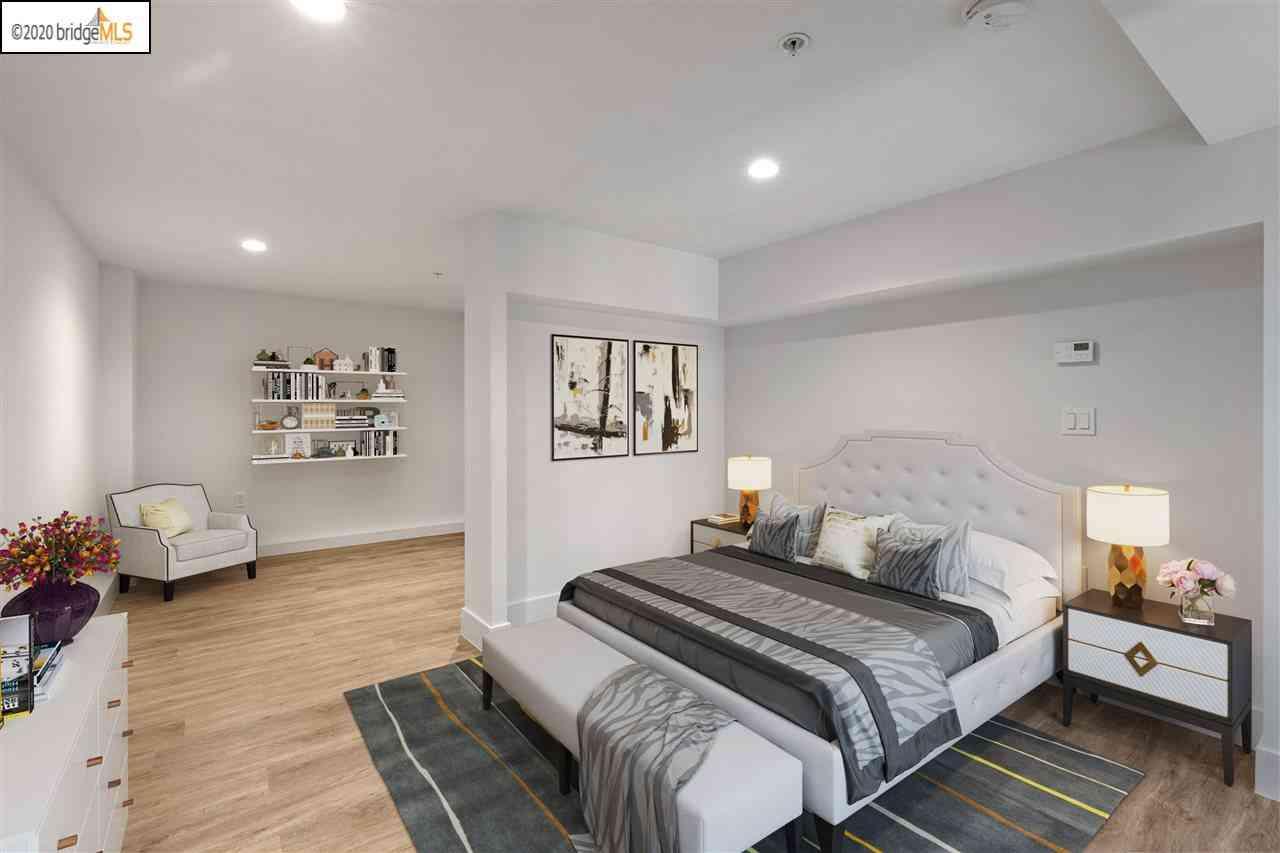 Bedroom, 2747 San Pablo Ave #LW2, Berkeley, CA, 94702,