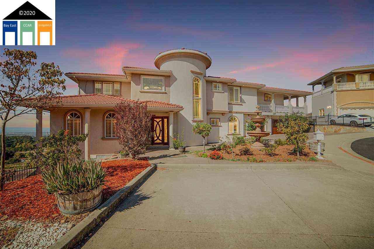 3615 Sonia View Court, Hayward, CA, 94542,