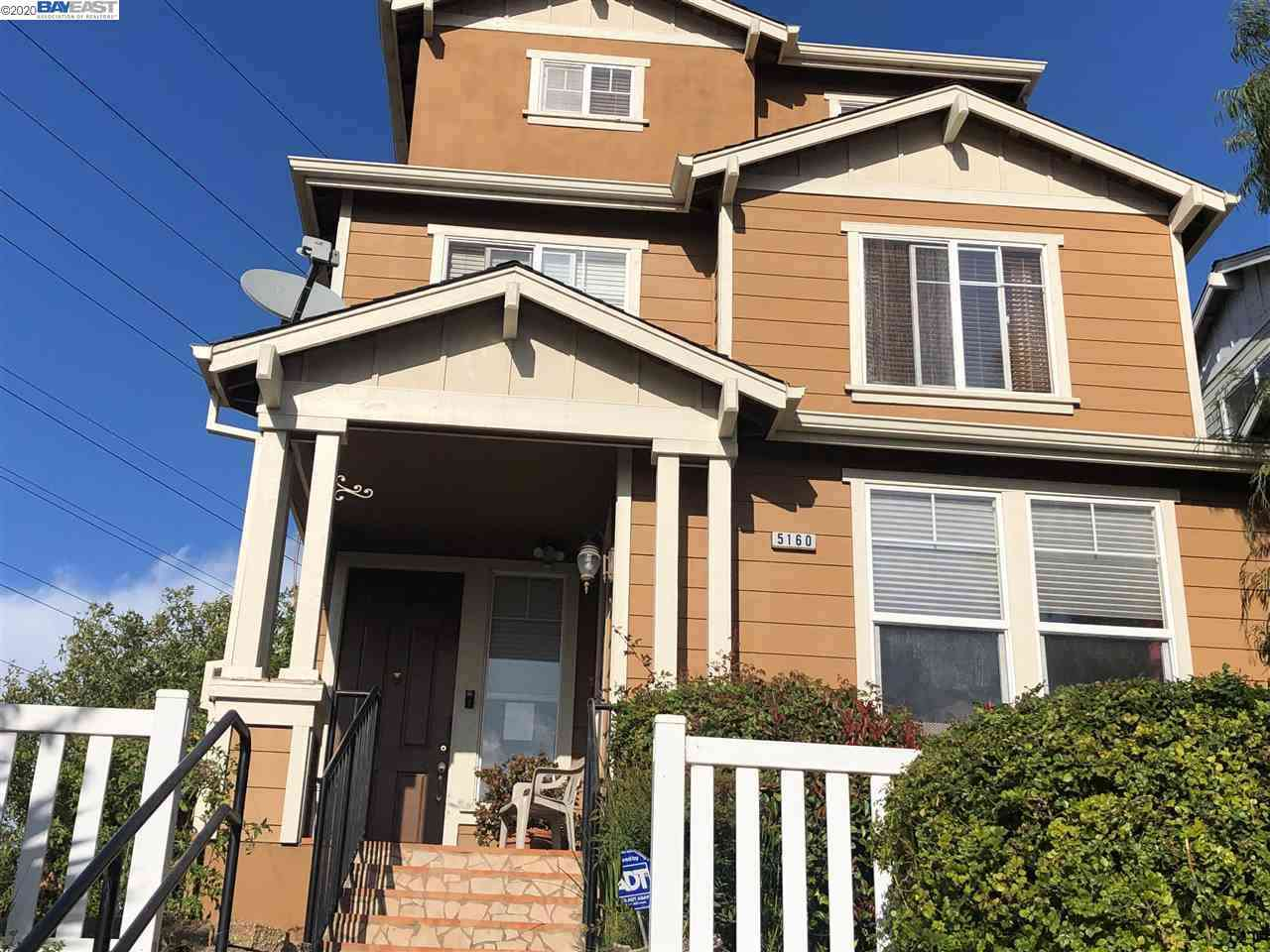 5160 1St St, San Jose, CA, 95002,
