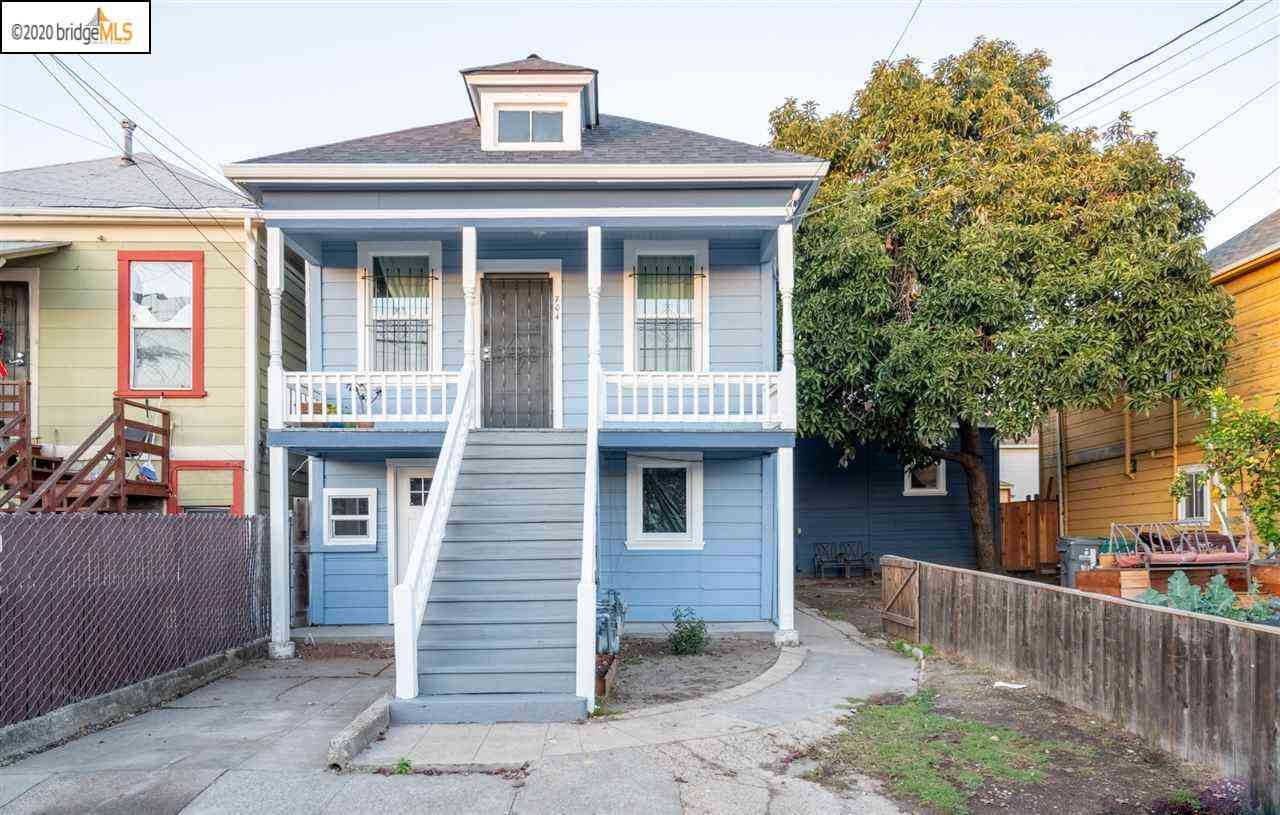 702 45Th St, Oakland, CA, 94609,