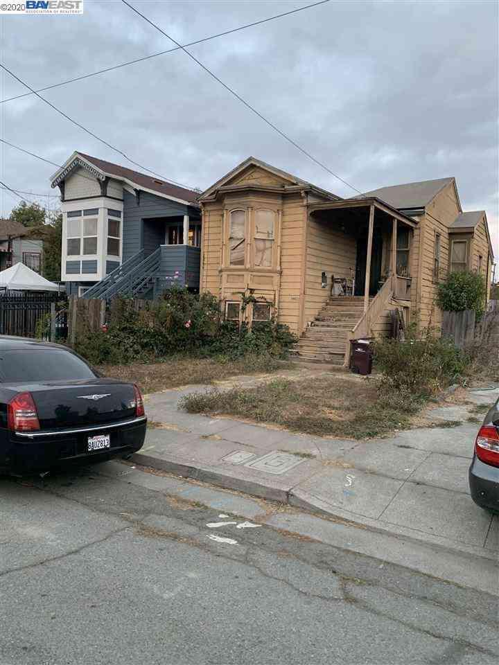 3248 Hannah, Oakland, CA, 94608,