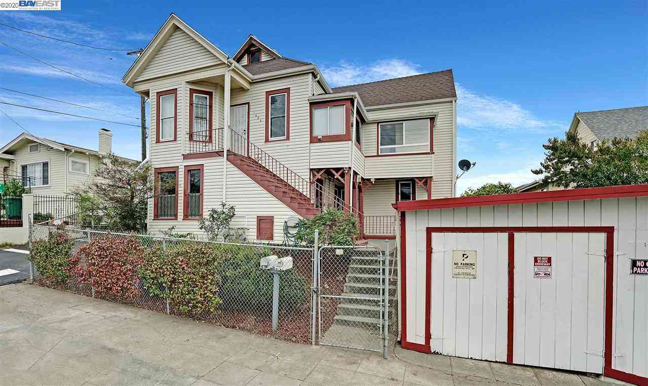 1622 21St Ave, Oakland, CA, 94606,