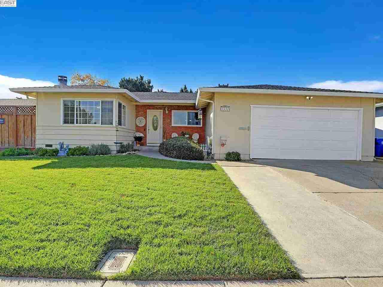 5332 Tanglewood Park Dr Fremont, CA, 94538