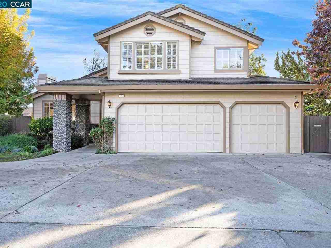 3629 Corte Rubiolo Castro Valley, CA, 94546