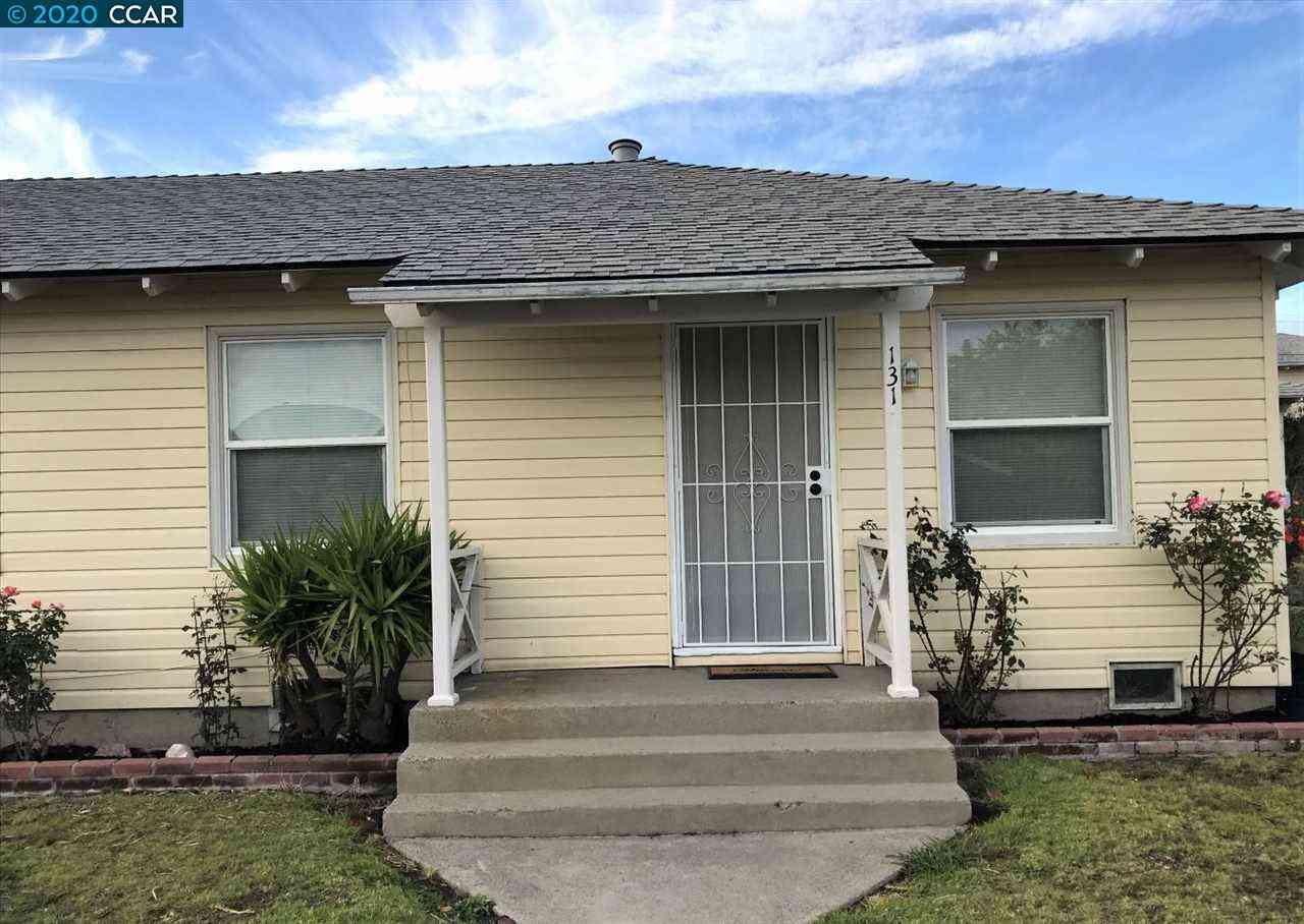 131 Curry St, Richmond, CA, 94801,