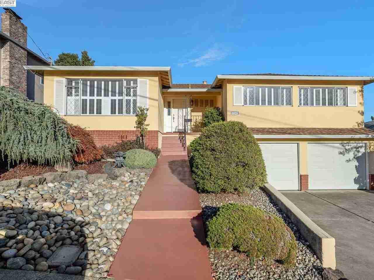 5026 Tyler Ln Castro Valley, CA, 94546