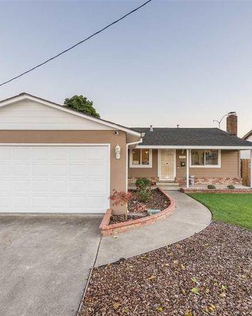 2472 Cryer St Hayward, CA, 94545