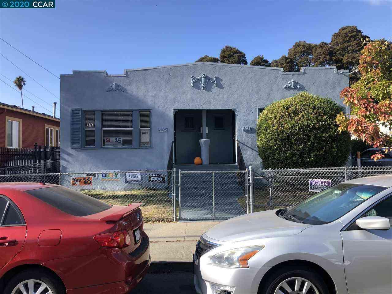 2027 Harrington Ave, Oakland, CA, 94601,