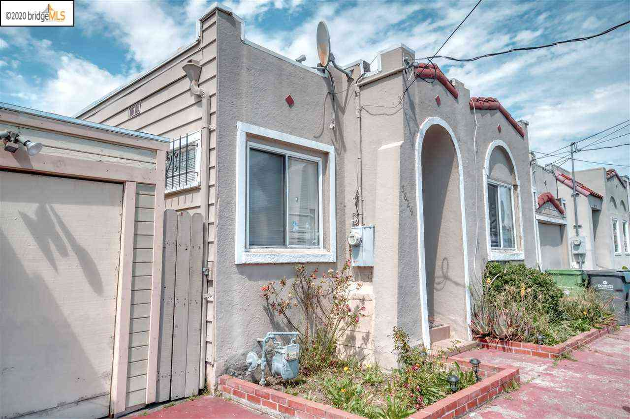 5829 Kingsley Circle, Oakland, CA, 94605,