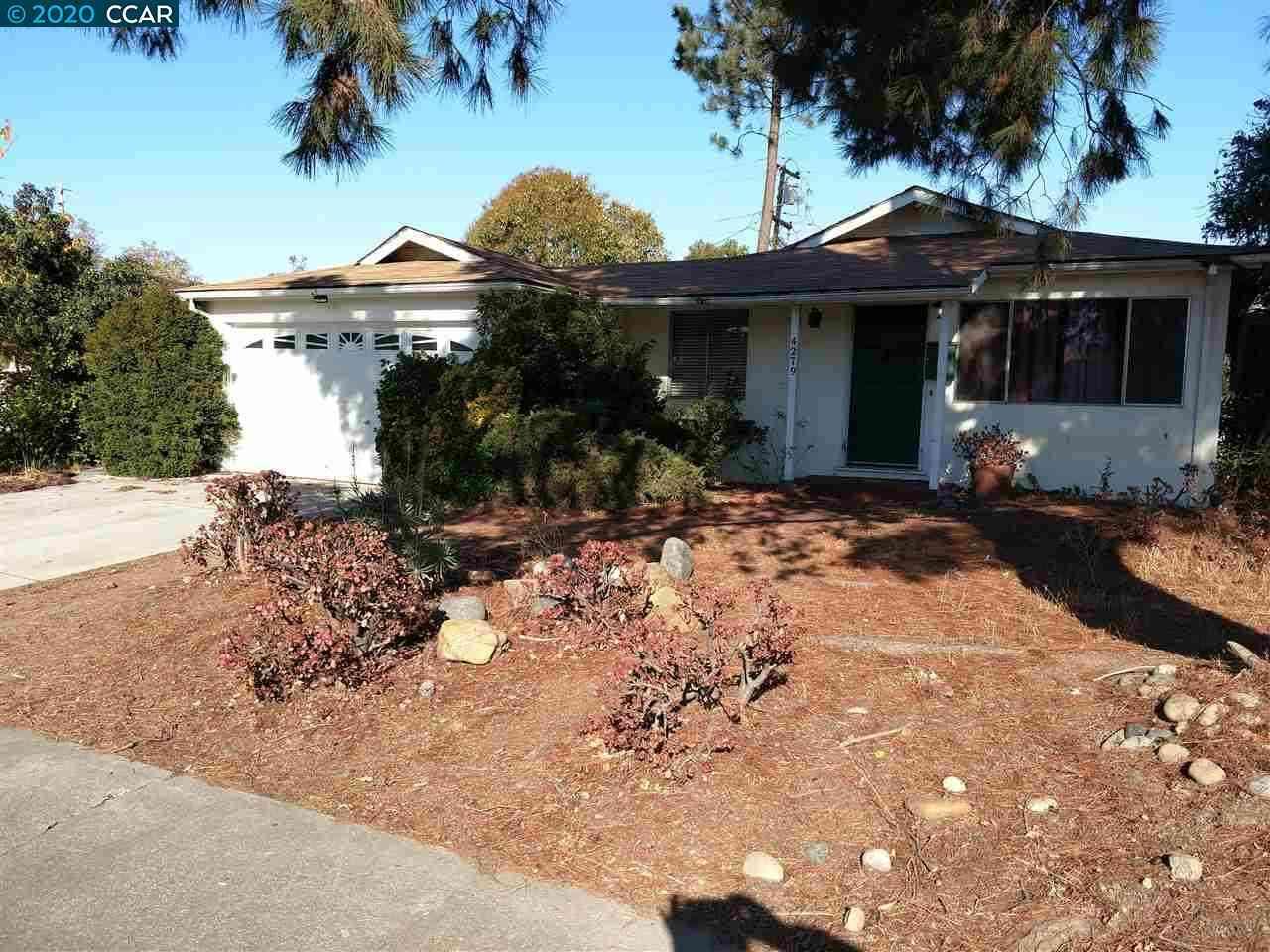 Undisclosed Address, Concord, CA, 94521,
