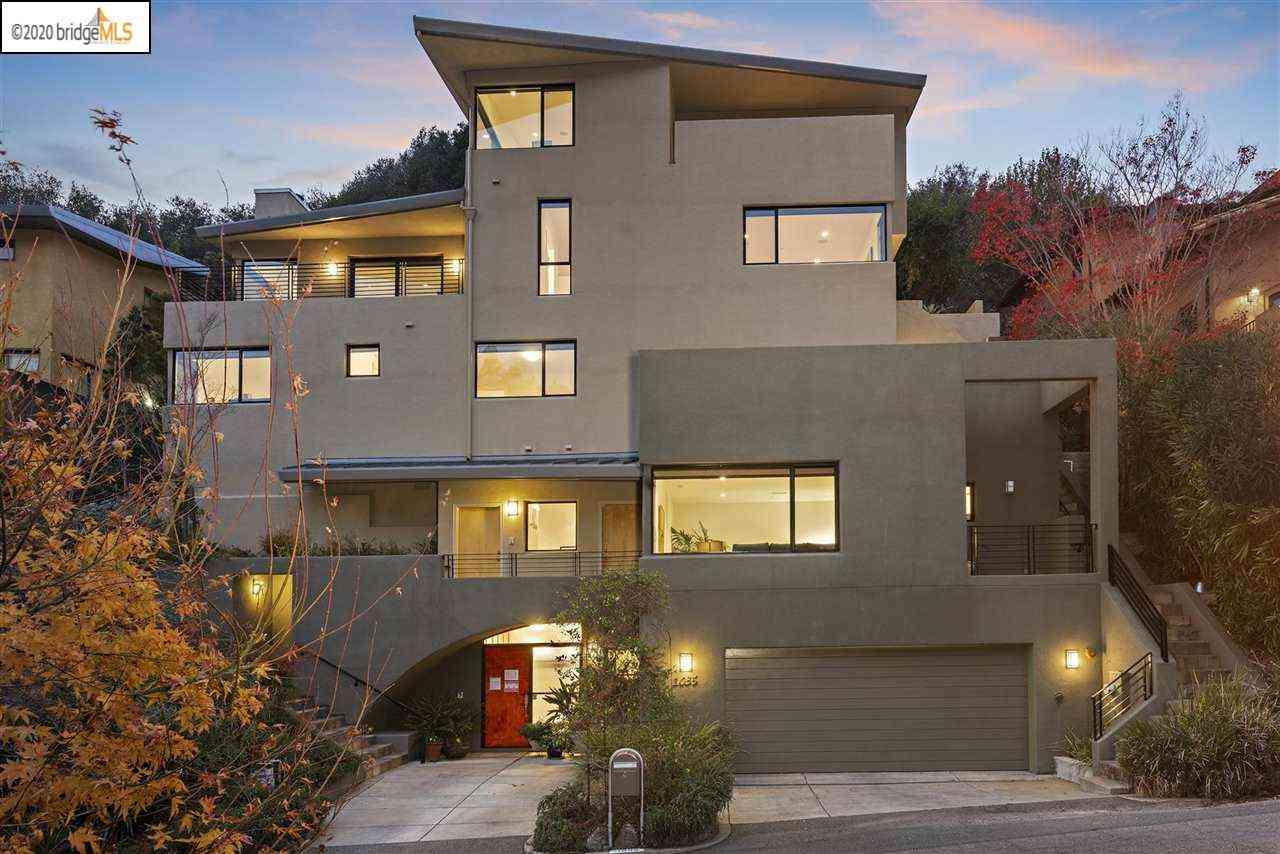 1035 Grand View Dr, Berkeley, CA, 94705,
